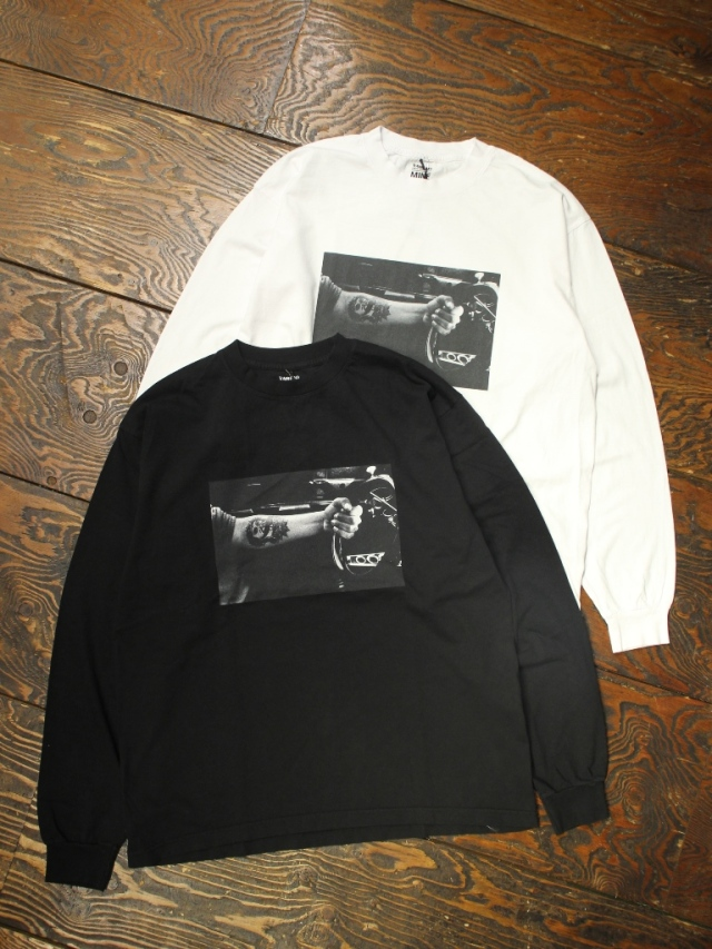 COOTIE  「 Print L/S Tee (JESUS) 」 プリントロンティー
