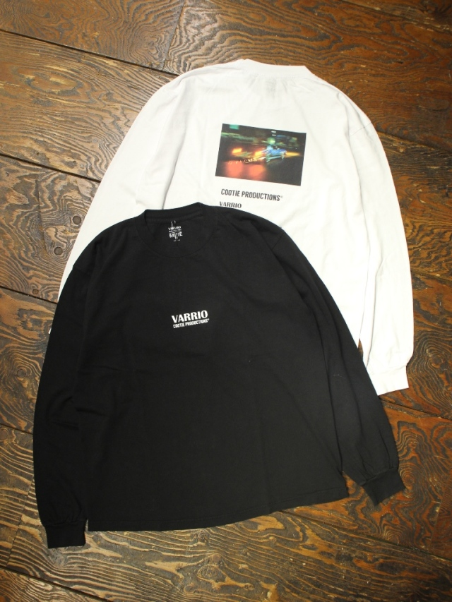 COOTIE  「 Print L/S Tee (LOWRIDER) 」 プリントロンティー