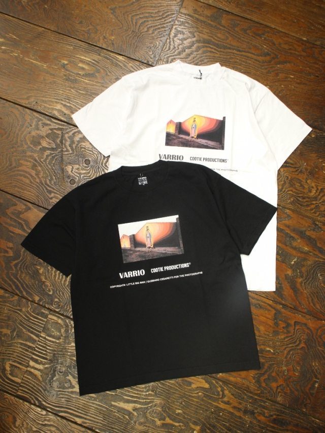 COOTIE  「 Print S/S Tee (MARY) 」 プリントティーシャツ