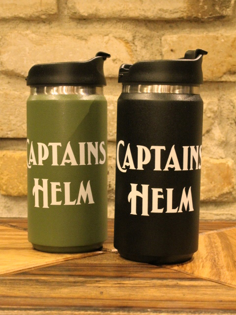 CAPTAINS HELM  「#THERMO STRAIGHT TUMBLER」 サーモタンブラー
