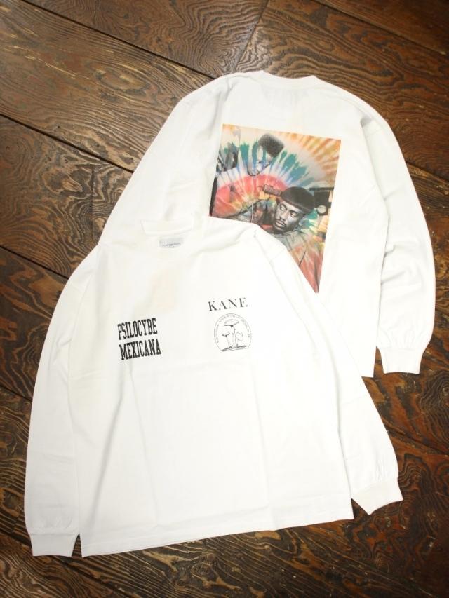 Black Weirdos  「 KANE L/S Tee 」 ロングスリーブティーシャツ