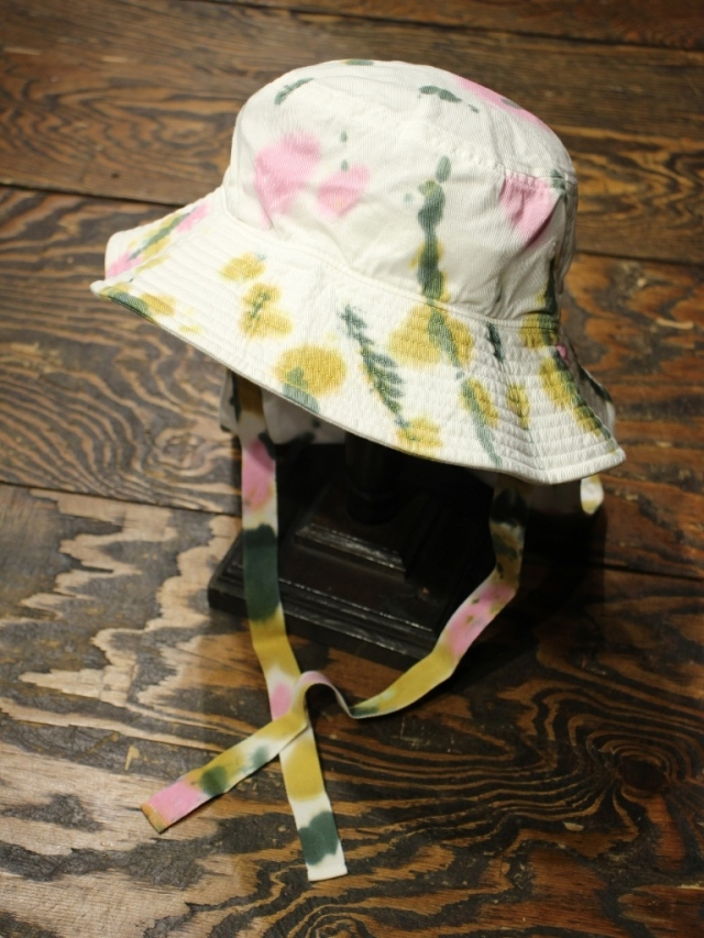 Black Weirdos  「 TieDye Bucket Hat 」 バケットハット