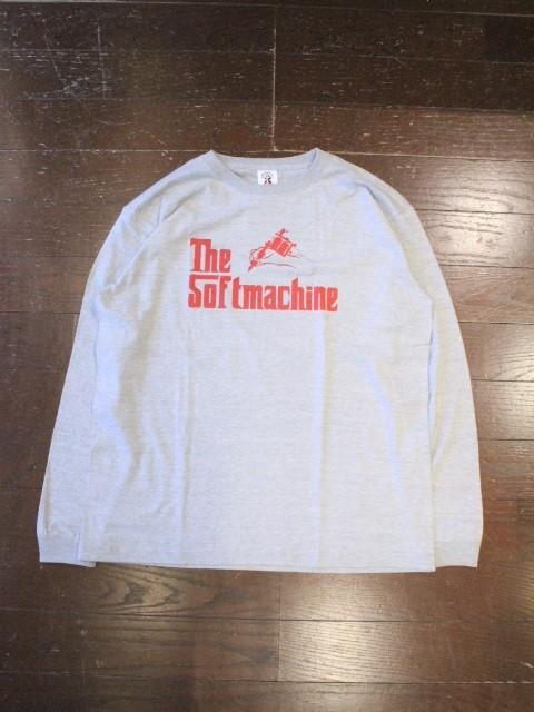 SOFTMACHINE  「GOD L/S」 ロングスリーブティーシャツ