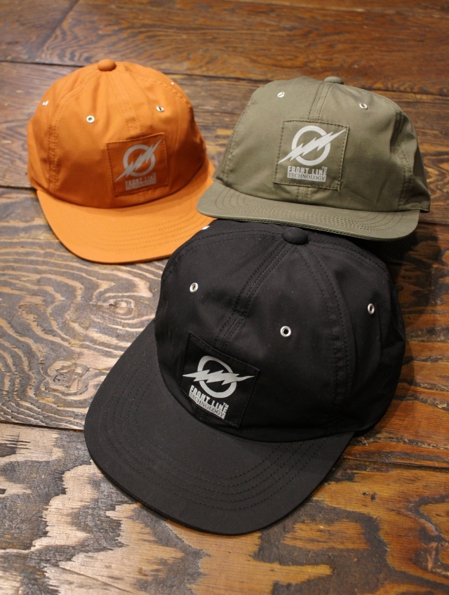 ROUGH AND RUGGED  「PROP CAP 」 6パネルキャップ