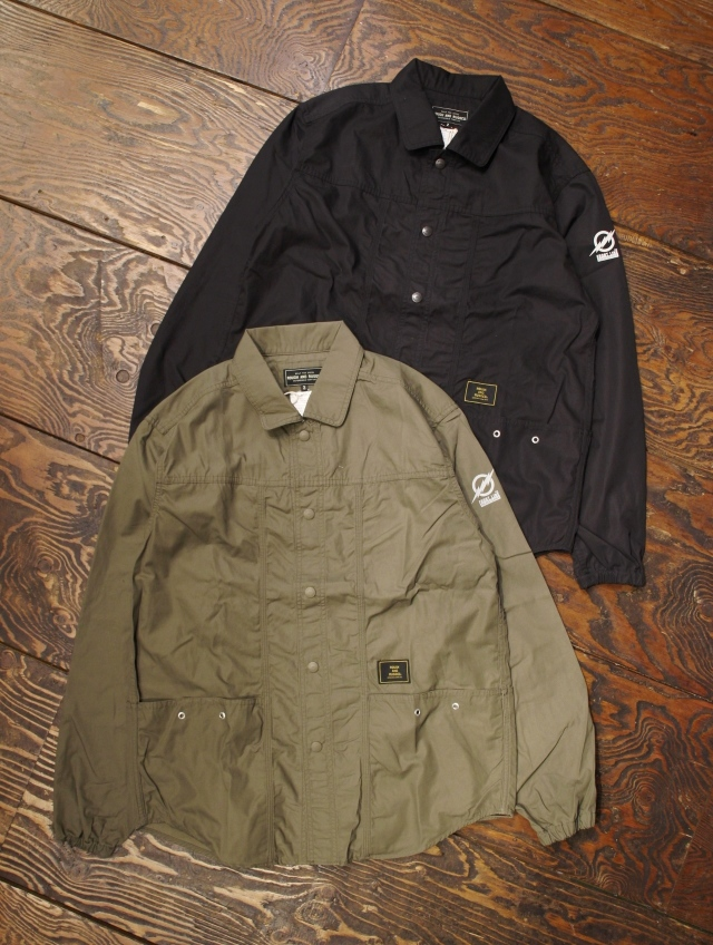 ROUGH AND RUGGED  「PROP LS」 シャツジャケット