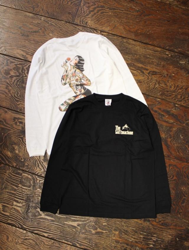 SOFTMACHINE  「VARGAS L/S」 ロングスリーブティーシャツ