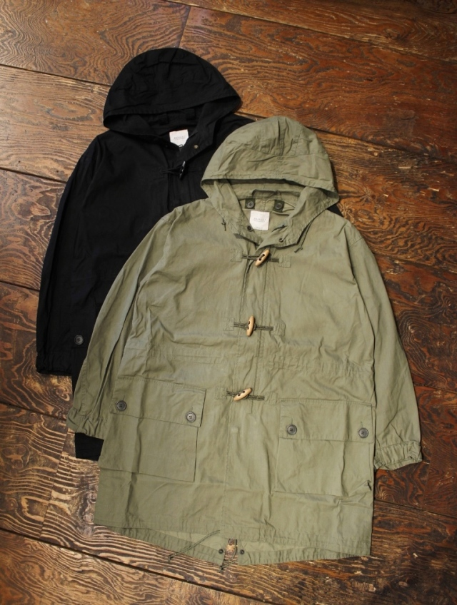 RADIALL   「PRIMO - SCOOTER COAT <PLAIN>」   モッズコート