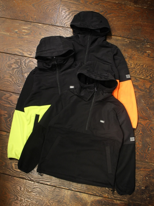 CHALLENGER    「TECHNICAL FLEECE JACKET」  フリースジャケット