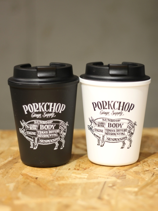 PORKCHOP GARAGE SUPPLY   「Tumbler」  タンブラー