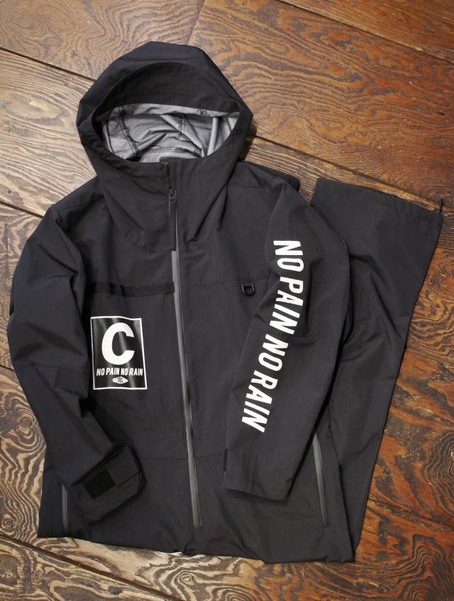 CHALLENGER    「CHALLENGER C JUMPSUIT」 ナイロンジャンプスーツ