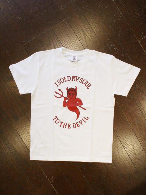 SOFTMACHINE  「HEART-T」 プリントティーシャツ