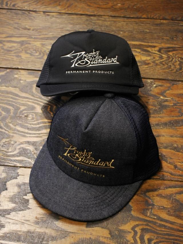 TROPHY CLOTHING   「Permanent Logo Mesh Cap 」  メッシュキャップ