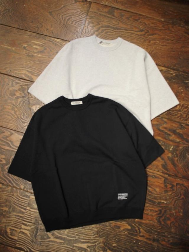 COOTIE  「Plain Cut-Off Crewneck Sweatshirt」 カットオフクルーネックスウェット