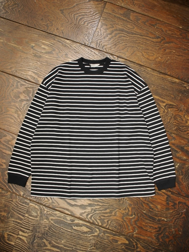 COOTIE  「Heavy Thermal Border L/S Tee」 ヘビーサーマルボーダーロンティー