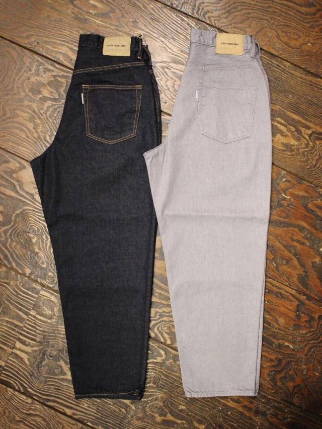 COOTIE  「 Raza 1 Tuck Denim Pants 」 1タックデニムパンツ