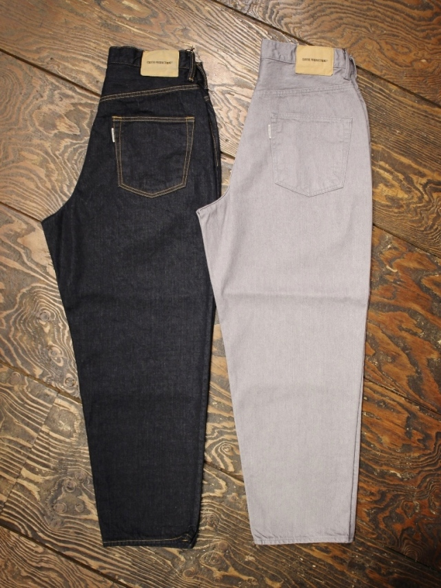 COOTIE  「 Raza 1 Tuck Denim Pants 」 1タックデニムパンツ