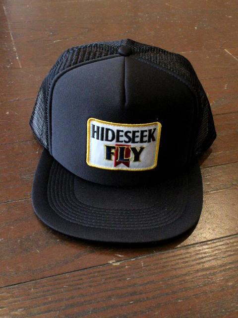 HIDEANDSEEK 「Pub Mesh CAP」 メッシュキャップ