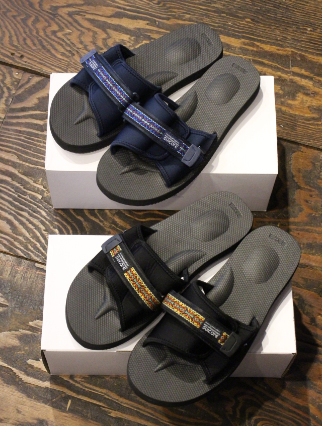 RADIALL × SUICOKE  「RED WOOD - PADRI SANDALS」  サンダル