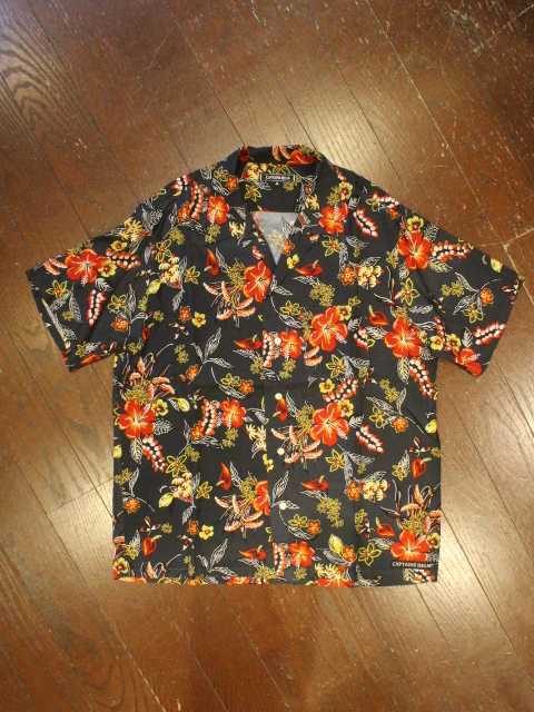 CAPTAINS HELM 「#HAWAIAN SS SHIRTS」 アロハシャツ