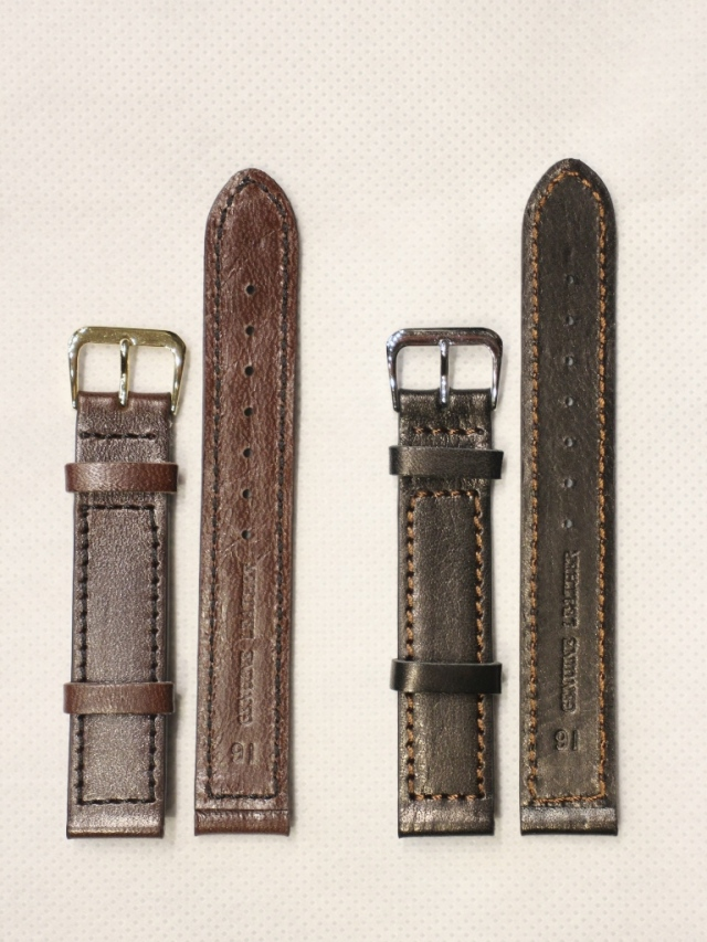 TROPHY CLOTHING  「Leather Strap Belt」 レザーウォッチベルト