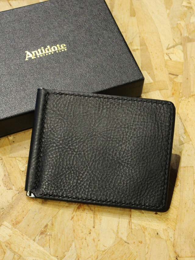 ANTIDOTE BUYERS CLUB   「 Money Clip Wallet 」 マネークリップウォレット