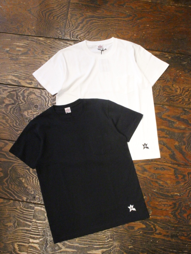 CUT RATE  「ORIGINAL STAR POCKET T-SHIRT」 ポケットティーシャツ