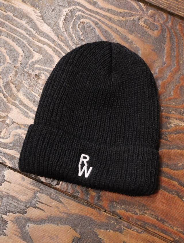ROTTWEILER  「 R.W KNIT CAP 」  ニットキャップ