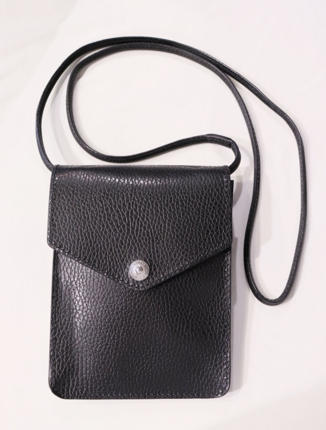 ANTIDOTE BUYERS CLUB  「 Leather Wallet Bag 」 レザーウォレットバッグ