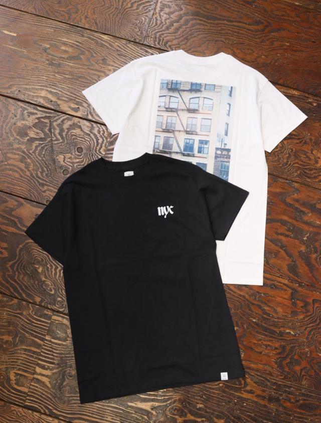 ROTTWEILER  「N.Y.C PHOTO 2 TEE」  プリントティーシャツ