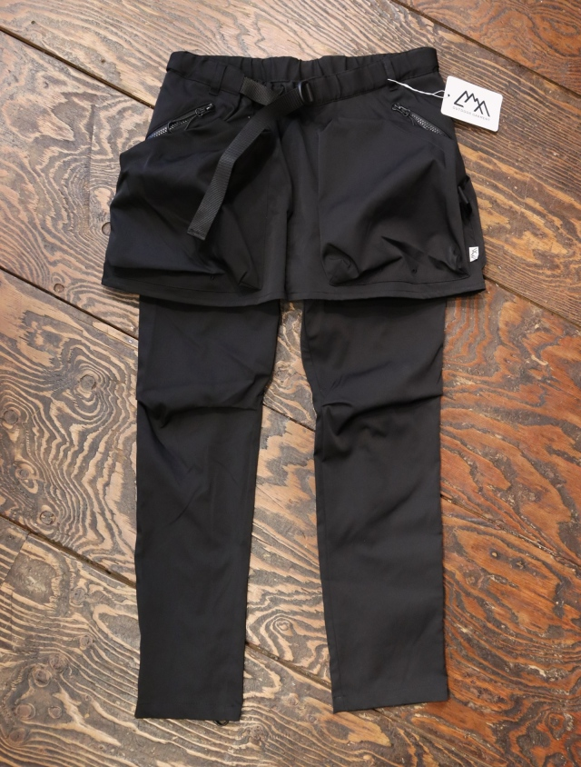 COMFY OUTDOOR GARMENT   「KILTIC BONDAGE PANTS」  スカート付きボンデージパンツ
