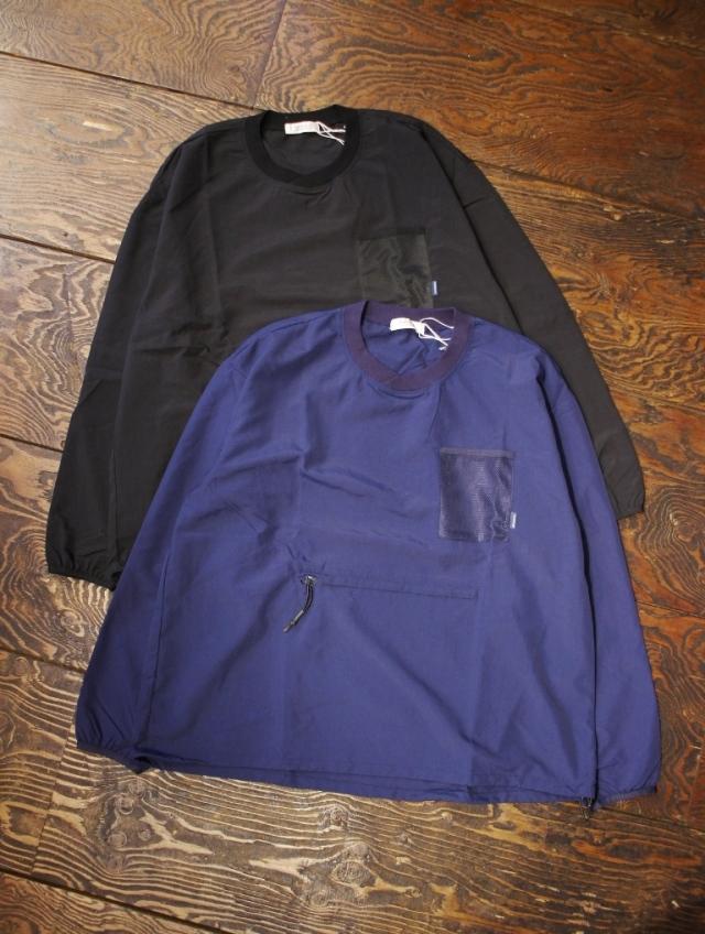 RADIALL 「YOSEMITE - CREW NECK T-SHIRT L/S 」 プルオーバーシャツ