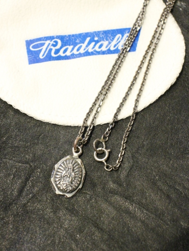 RADIALL  「LOWRIDER CHARM ‐ NECKLACE」 SILVER925製 ネックレス