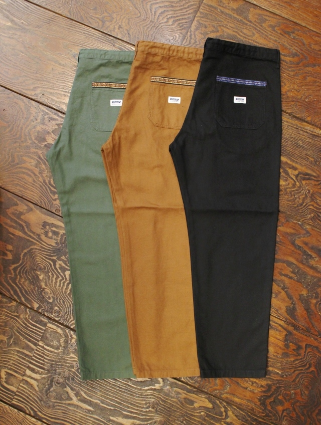RADIALL    「SUBURBAN-STRAIGHT FIT EASY PANTS 」 イージーパンツ