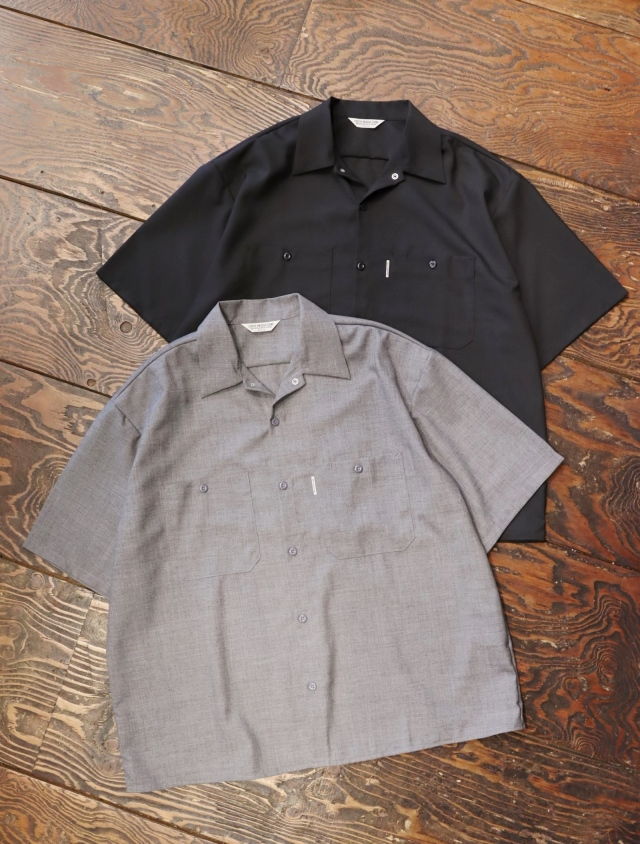 COOTIE  「 T/W Work S/S Shirt 」 ワークシャツ