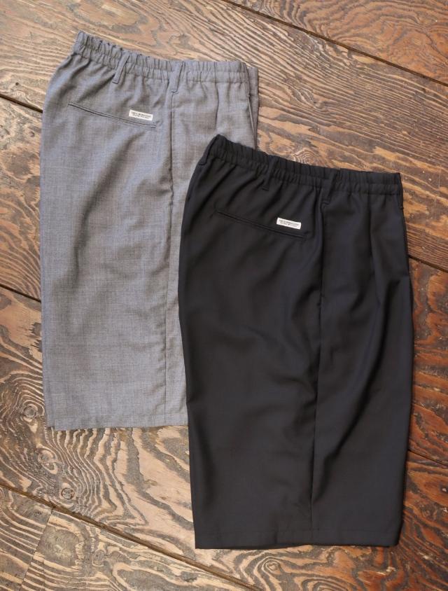COOTIE  「T/W 2 Tuck Easy Shorts」 2タックイージーショーツ