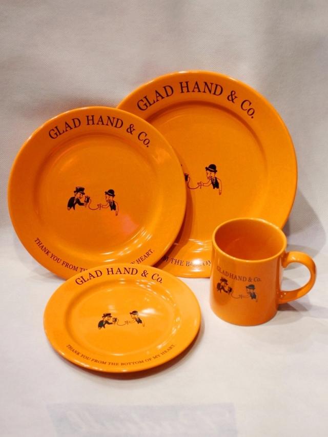 "GLAD HAND  「TABLE WARE COMPLETE SET ""10th ANNIVERSARY""」  10周年記念テーブルウエアコンプリートセット"