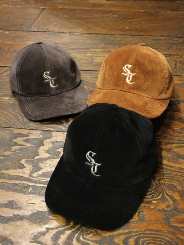 RADIALL  「SUNTOWN - BASEBALL LOW CAP」 ベースボールキャップ