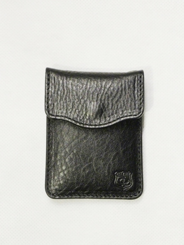 【Limited Item !!】 CALEE  「LIMITED LEATHER COIN CASE/PORTABLE ASHTRAY」  レザーコインケース/ポータブルアッシュトレイ
