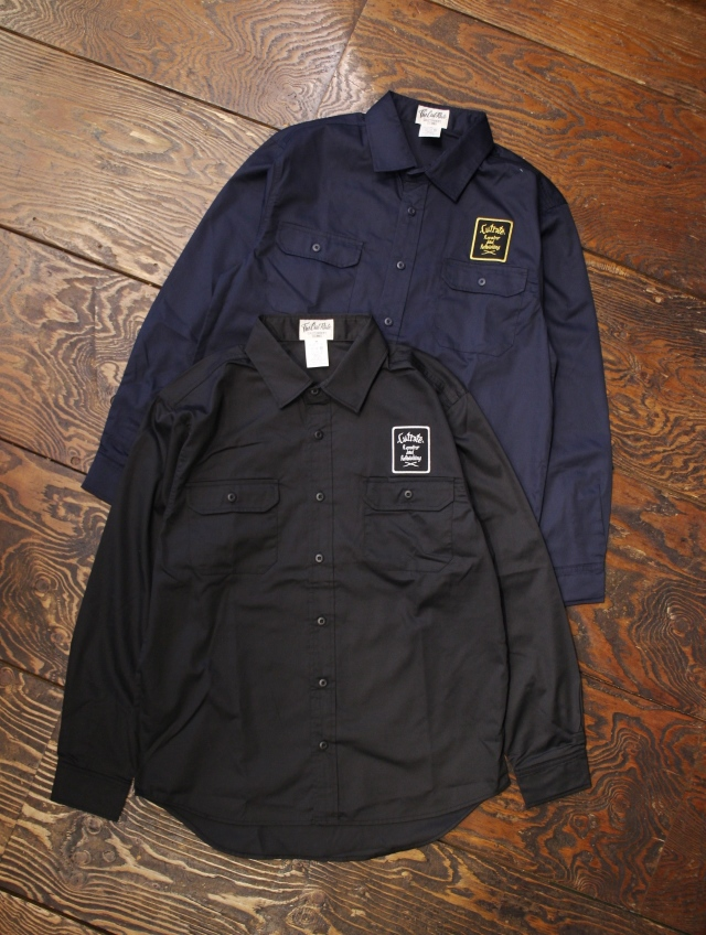 CUT RATE  「WAPPEN L/S WORK SHIRT」 ワークシャツ