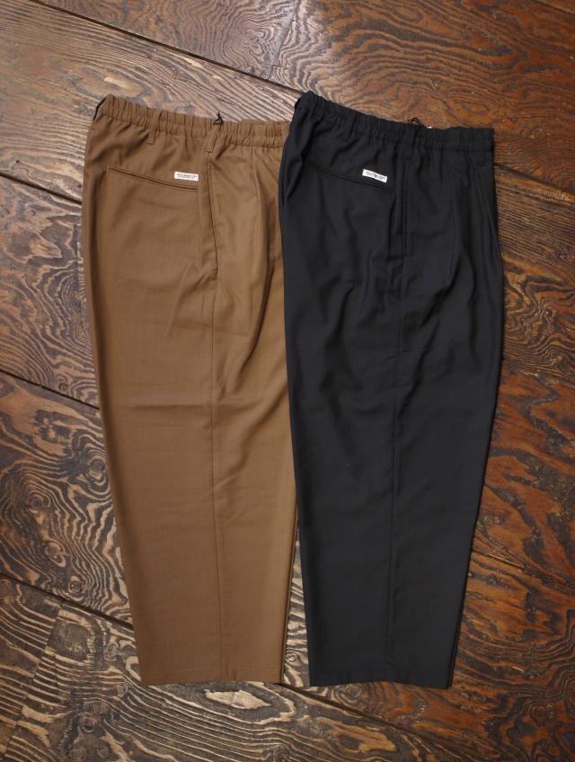 COOTIE  「T/W 2 Tuck Easy Pants 」 2タックイージーパンツ