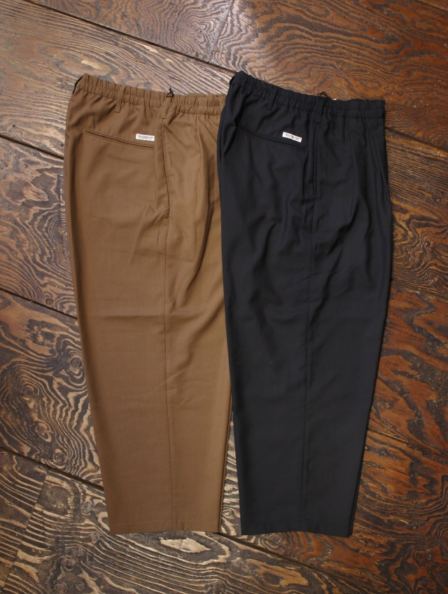 COOTIE  「T/W 2 Tuck Easy Pants 」 2タックイージーパンツ
