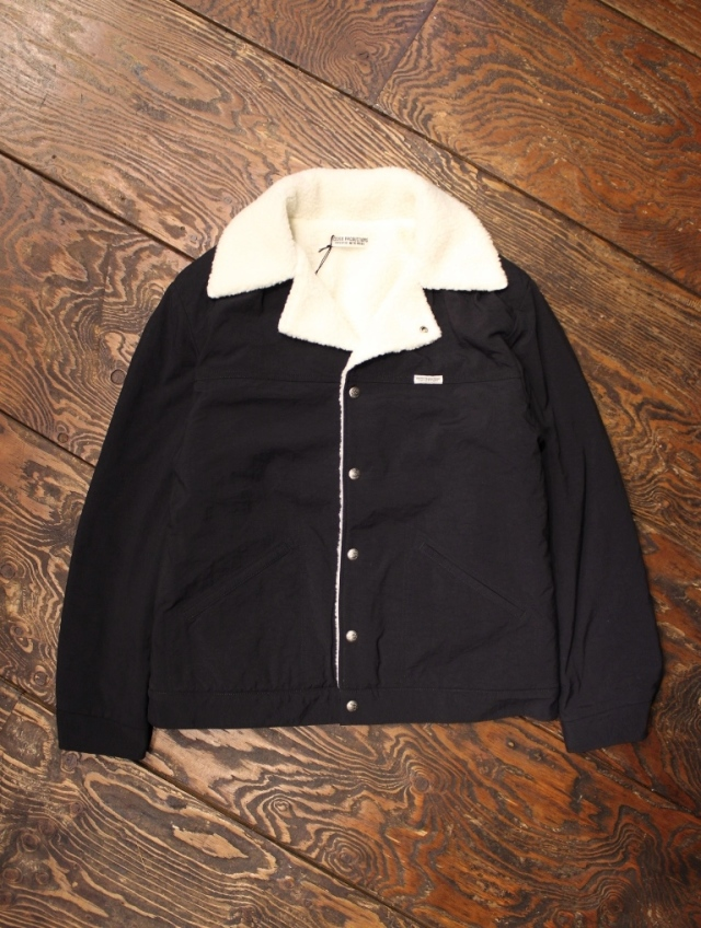 COOTIE  「 Nylon Ranch Jacket 」 ナイロン ランチジャケット