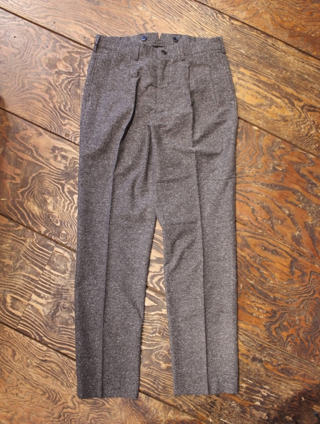 GANGSTERVILLE  「CLASSIC PARLOR - PANTS」  スラックス
