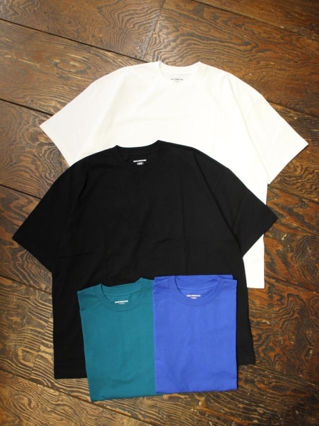 COOTIE  「 Open End Yarn Error Fit S/S Tee 」 エラーフィットティーシャツ