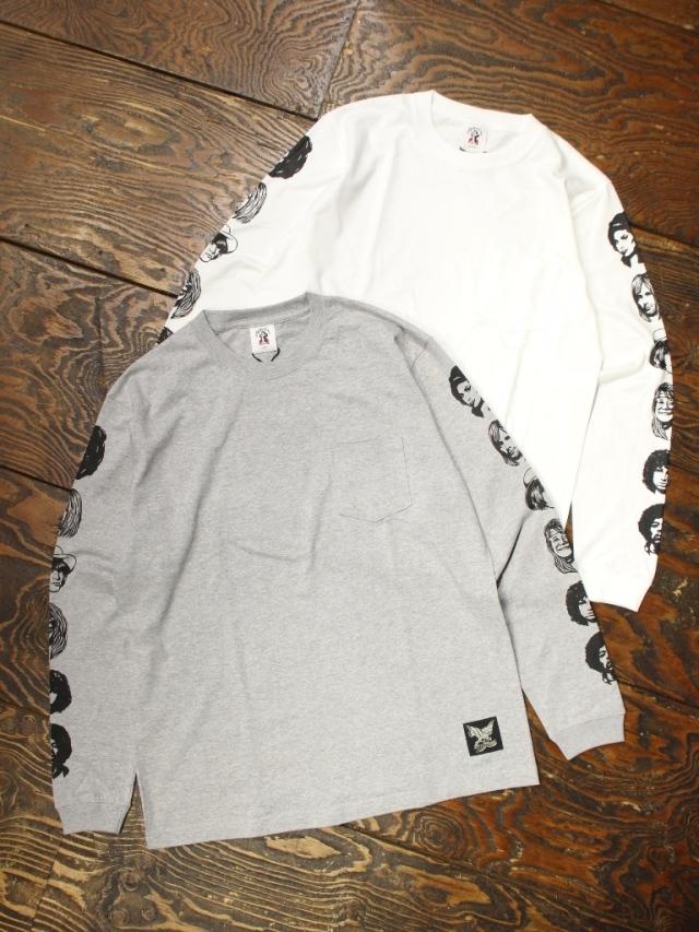 SOFTMACHINE  「TWENTY SEVEN L/S」 ロングスリーブポケットティーシャツ