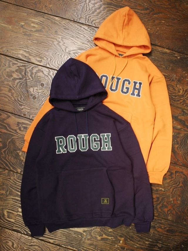 ROUGH AND RUGGED   「CHAMP HOOD」  プルオーバーパーカー