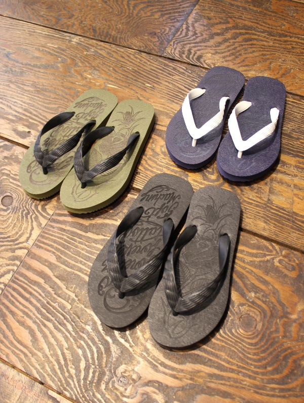SOFTMACHINE  「CARVES SANDAL」 ビーチサンダル