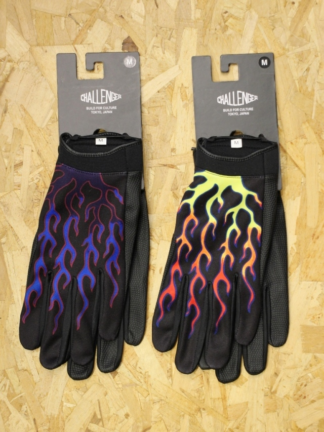 CHALLENGER  「FIRE MECHANIC GLOVE」  グローブ