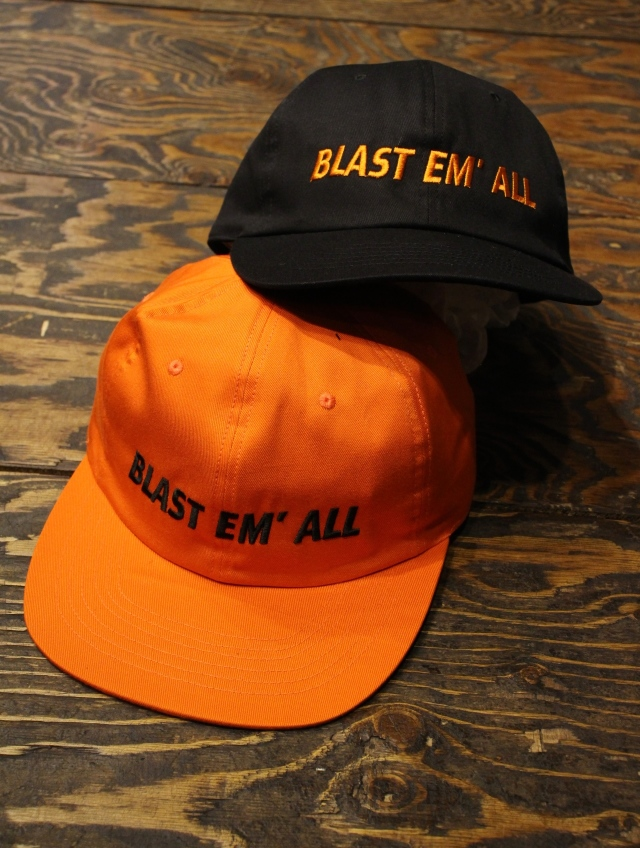 ROUGH AND RUGGED  「DESIGN CAP-01 」 ツイルキャップ