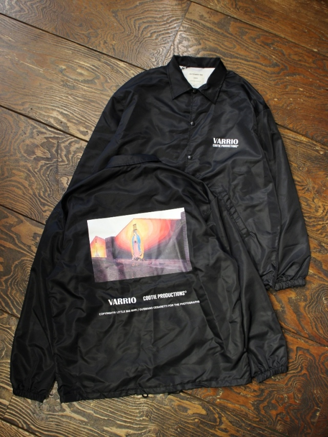 COOTIE  「 Nylon Coach Jacket (MARY) 」 コーチジャケット